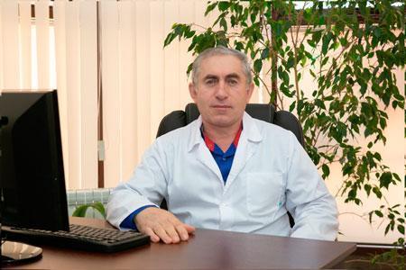 Забихов Махач Джалалудинович