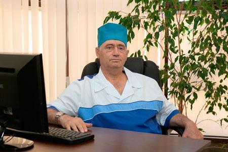 Гаджиметов Наги Мурадович