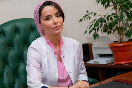 Загирова Наиля Назировна