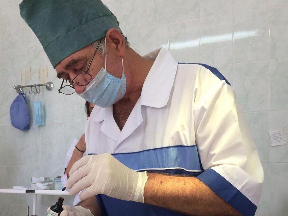 Лазерное удаление папилломы в Махачкале