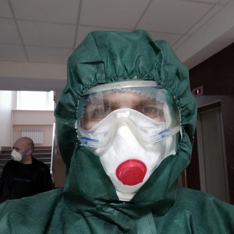 Наши доктора на передовой!!!